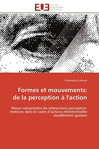 Formes et mouvements: de la perception  l'action