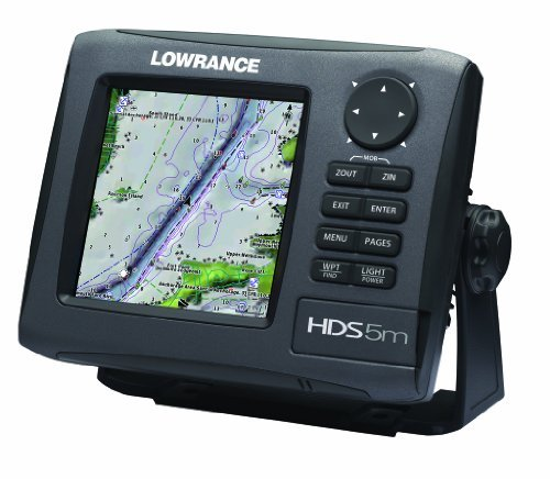 Lowrance HDS-5M Gen2 Nautic Insight Chartplotter by Lowrance (Hds Lowrance)