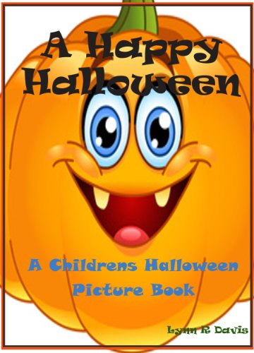 A Happy Halloween: A Children's Halloween Picture Book (English Edition)