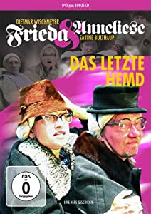 Frieda & Anneliese - Das letzte Hemd  (+ Bonus Audio CD) [2 DVDs]