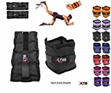 Best Adjustable Ankle Weights - Xn8 Sports Ankle Weights Velcro Adjustable Resistant 0.5kg Review