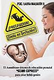 ¡PRECAUCION GENIO EN GESTACIÓN!: El asombroso sistema de estimulación prenatal 'Genio Express' para crear bebés genios.