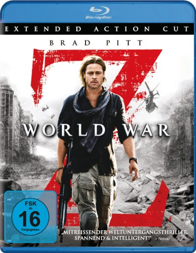 World War Z [Blu-ray] (World War Z Spanisch)