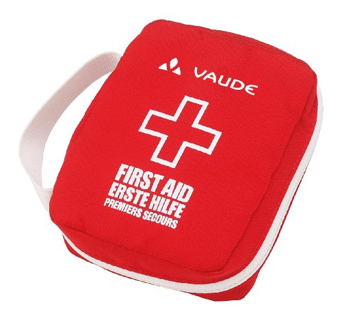 VAUDE Erste Hilfe First Aid Kit Hike XT red/White, one size