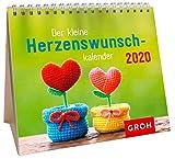 Der kleine Herzenswunschkalender 2020: Mini-Monatskalender -