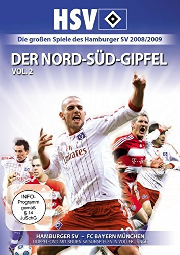 HSV - Der Nord-Süd-Gipfel, Vol. 2 (2 DVDs)