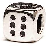 Trollbeads 11133 - Bead da donna, argento sterling 925