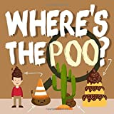Best Books Three Year Olds - Where's the Poo?: A Search and Find Book Review