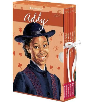 Addy Boxed Set with Game (American Girl) (Paperback) - Common