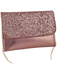 Latest Design Cross Body Chain Sling Bag For Women And Girls College Office Clutches/Handbag/Chained Sling Belt...