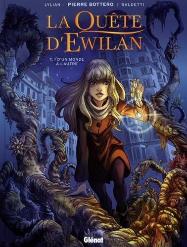 La Quête D'Ewilan T.1 - D'Un Monde À L'Autre 48H BD2017