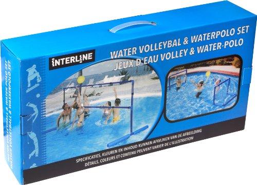 Newsbenessere.com 51kOoS9XBgL Interline GSWVWP - Set di accessori per pallavolo da piscina
