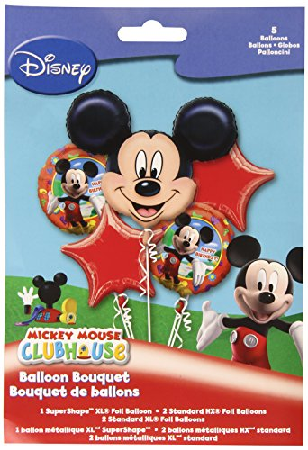 ANAGRAM Amscan - Globos Mickey Mouse (1865901)