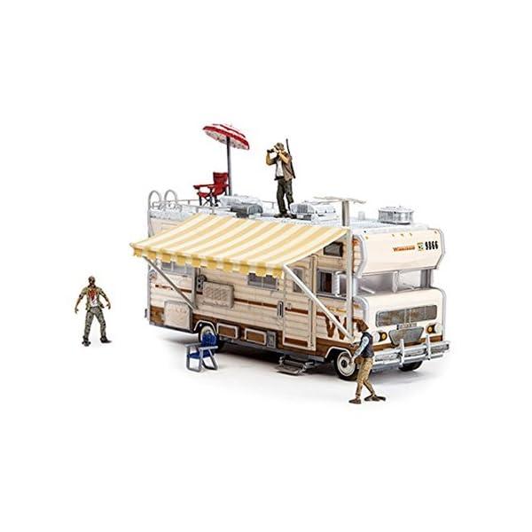 McFarlane- Puzles The Walking Dead Kit de Construcción Dale´s RV, Multicolor (MC Farlane MCF14528) 1