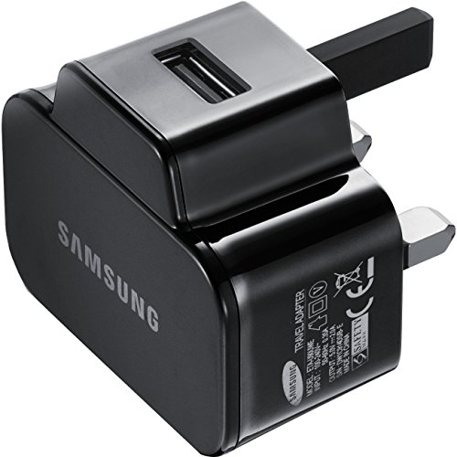 Samsung ETA-U90UBE - 2.0A USB Charger - Black (12 warranty) (Samsung Tablet Bei Verizon)