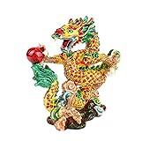 DRAGON PROTECTEUR FENG SHUI - Décoration Asiatique...