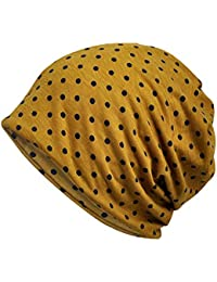 a729733dc20 Aesy Womens Cotton Summer Winter Chemo Hat Beanie Scarf for Cycling  Running- Breathable Lightweight Turban Slouchy…