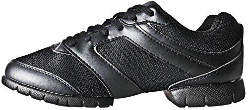 RUMPF Limbo Sneaker Frauen Balletschuh Tanzschuhe Sportschuh schwarz 38 - 3