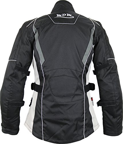 Damen Motorrad Jacke Wasserdicht (Taillierte Passform) - 2