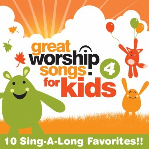 Great Worship Songs for Kids 4 by Great Worship Songs Kids Praise Band (2009-10-06) (4 Songs Worship-kids)