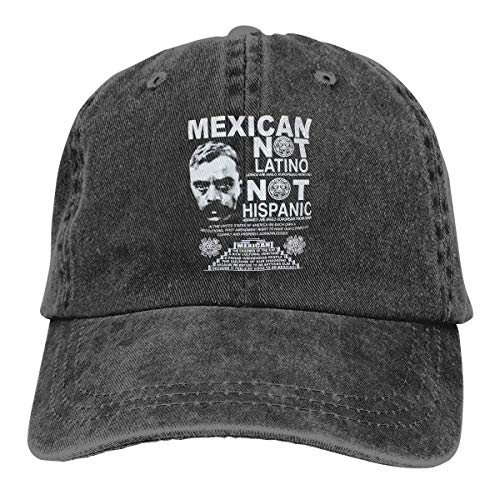 Zapata Hat - Zhgrong Mexican Not Latino Emiliano Zapata