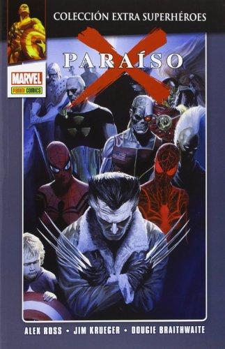 Descargar Libro Paraíso X (Extra Superheroes) de Alex Ross Jim Krueger Dougie Braithwaite