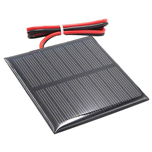 PETSOLA Mini Power Polykristalline Solarzelle Panel Modul