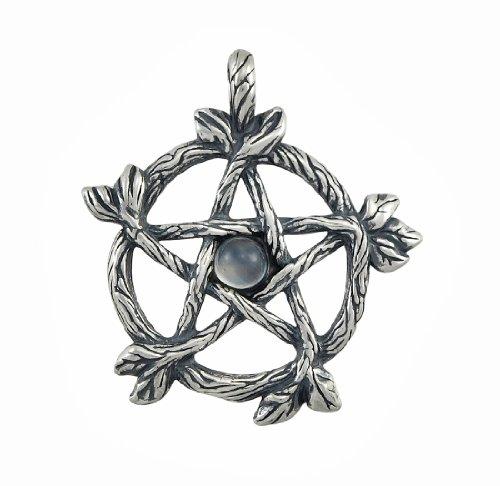 sterling-silber-forest-pentagramm-anhanger-quarz-accent