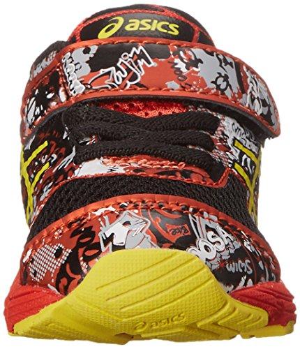 Asics Noosa Tri 11 Synthétique Baskets Black/Sun/Orange