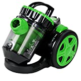 Monzana® Powerful Compact Cyclonic Bagless Cylinder Vacuum Cleaner Hoover 1000W✔ Corded✔ Bagless✔ HEPA Filtration✔ Lightweight✔Crevice Tool✔ Upholstery Brush✔ Compact✔