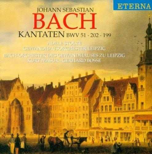 Weichet nur, betrubte Schatten, BWV 202,