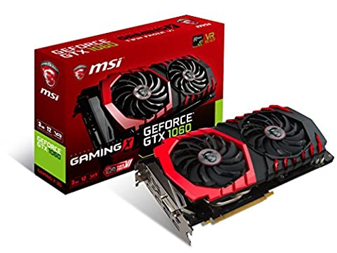 Carte GraphiqueGeForce GTX 1060 GAMING X