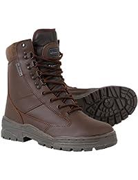 Kombat UK - Zapatos de caza para hombre, color Beige, talla 6 UK