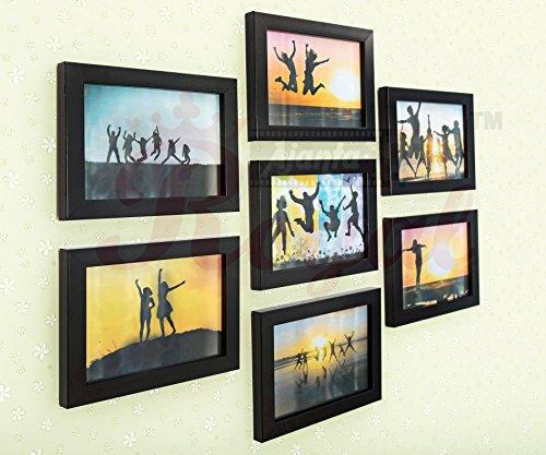 Ajanta Royal Classic set of 7 Individual Photo Frames (7-5x7 Inch) :...