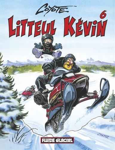 Litteul Kévin, Tome 6 : par Coyote