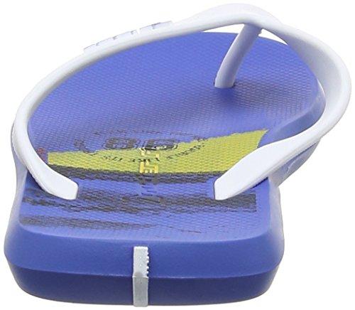 amp; Blue Energy White Blau 24079 Dusch Unbekannt Unisex R1 Badeschuhe Kinder 8UwXnH
