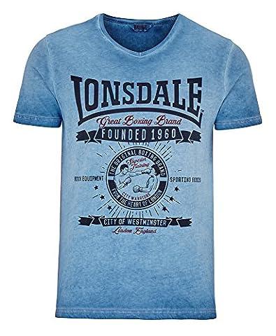 Lonsdale London Homme Hauts / T-Shirt Peebles