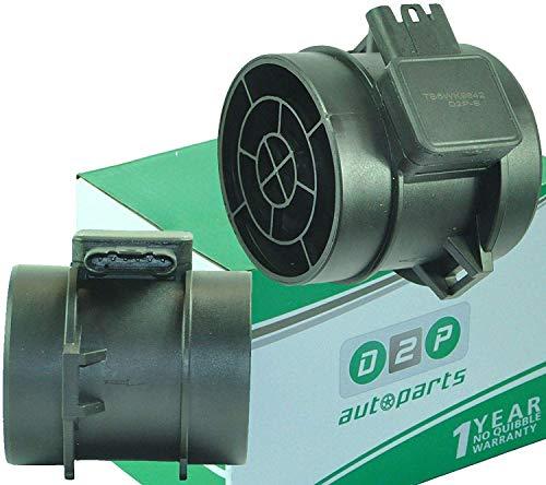D2P pour E46 330i 330Ci 330xi Z3 3.0i Capteur de d/ébit dair Admission Tuyau Caoutchouc Coffre