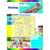 Bestway 62021 - Parche de reparación, 10 piezas