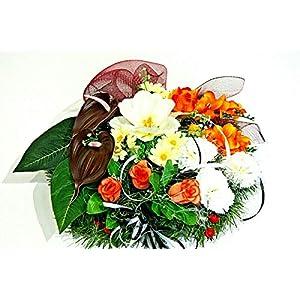 Domingo de difuntos ramo de flores flores para tumba adornos para cementerio BR 2