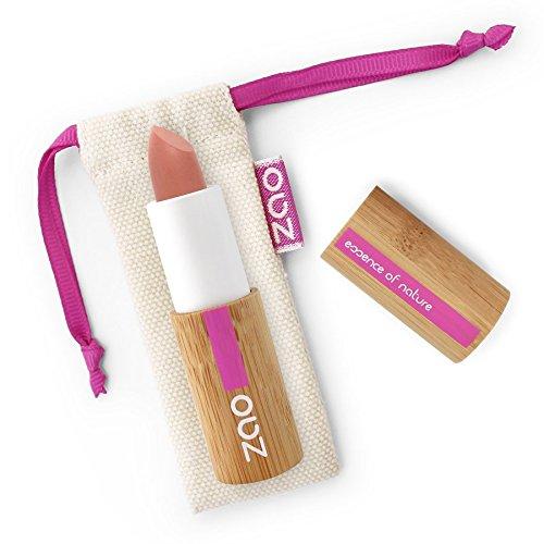ZAO MAKE UP - Rouge à Lèvres Soft Touch - 433 NUDE SENSATION