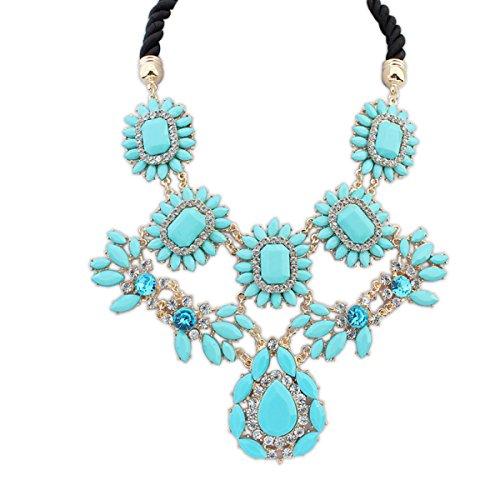Diamants De Luxe Pour Femmes blue