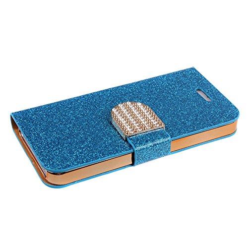 Apple iPhone iphone 5/5S Custodia fit ultra sottile Silicone Morbido Flessibile TPU Gel Shell Custodia Case Cover Protettivo Protettiva Skin Caso Con Stilo Penna Blu