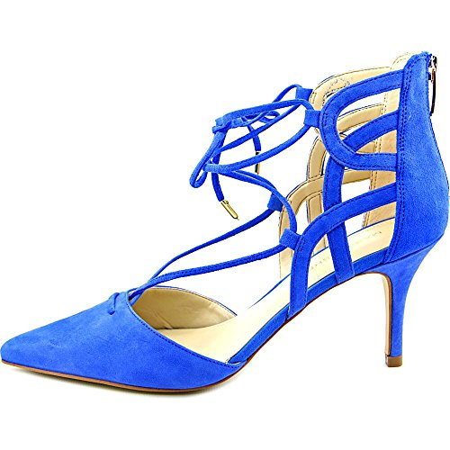 Azul Pontudas Truthe Stiletto Camurça Sapatos Escuro De Fisher Marc xC0Yq1ww