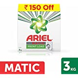 Ariel Matic Front Load Detergent Washing Powder - 3 kg with Rupees 150 Off