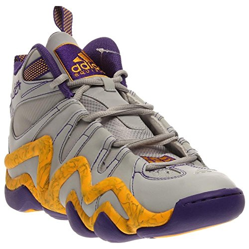 Adidas Performance Crazy 8 scarpa da basket, chiaro Onix, 10 M Us
