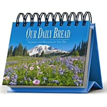 Our Daily Bread Perpetual Calendar: Scriptures and Devotions for Your Day
