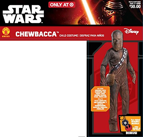 Imagen de chewbacca  star wars the force despierta  niños disfraz  medium  132cm alternativa
