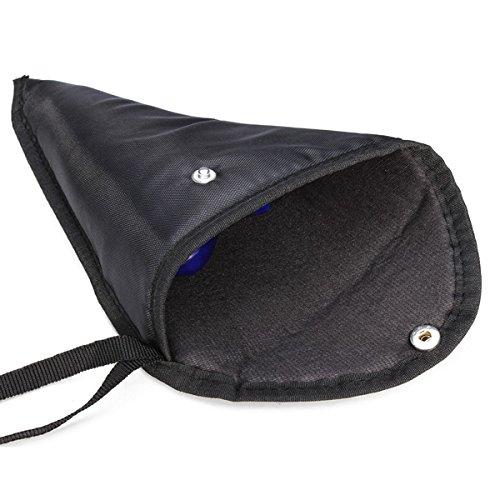 LaDicha 12 Ocarina Protective Bag Thick Waterproof Protective Bag
