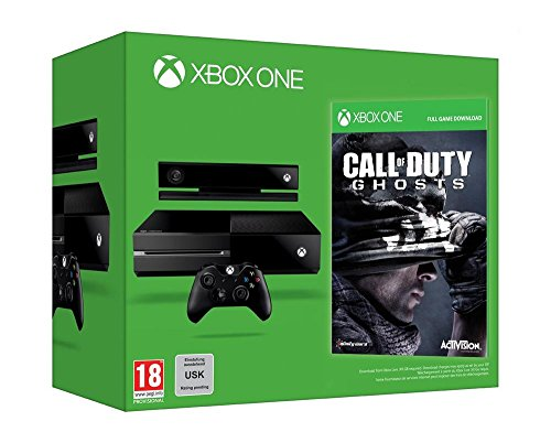 Xbox One Konsole + Kinect – Premium Bundle inkl. Call of Duty: Ghosts (DLC)